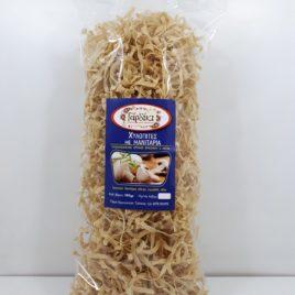 Χυλοπίτες μανιτάρι